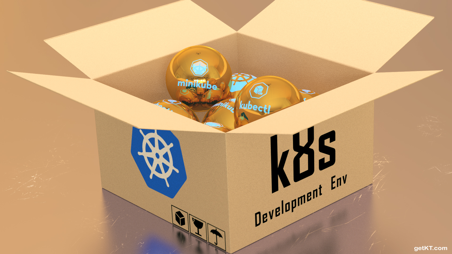 K8s Development Pack