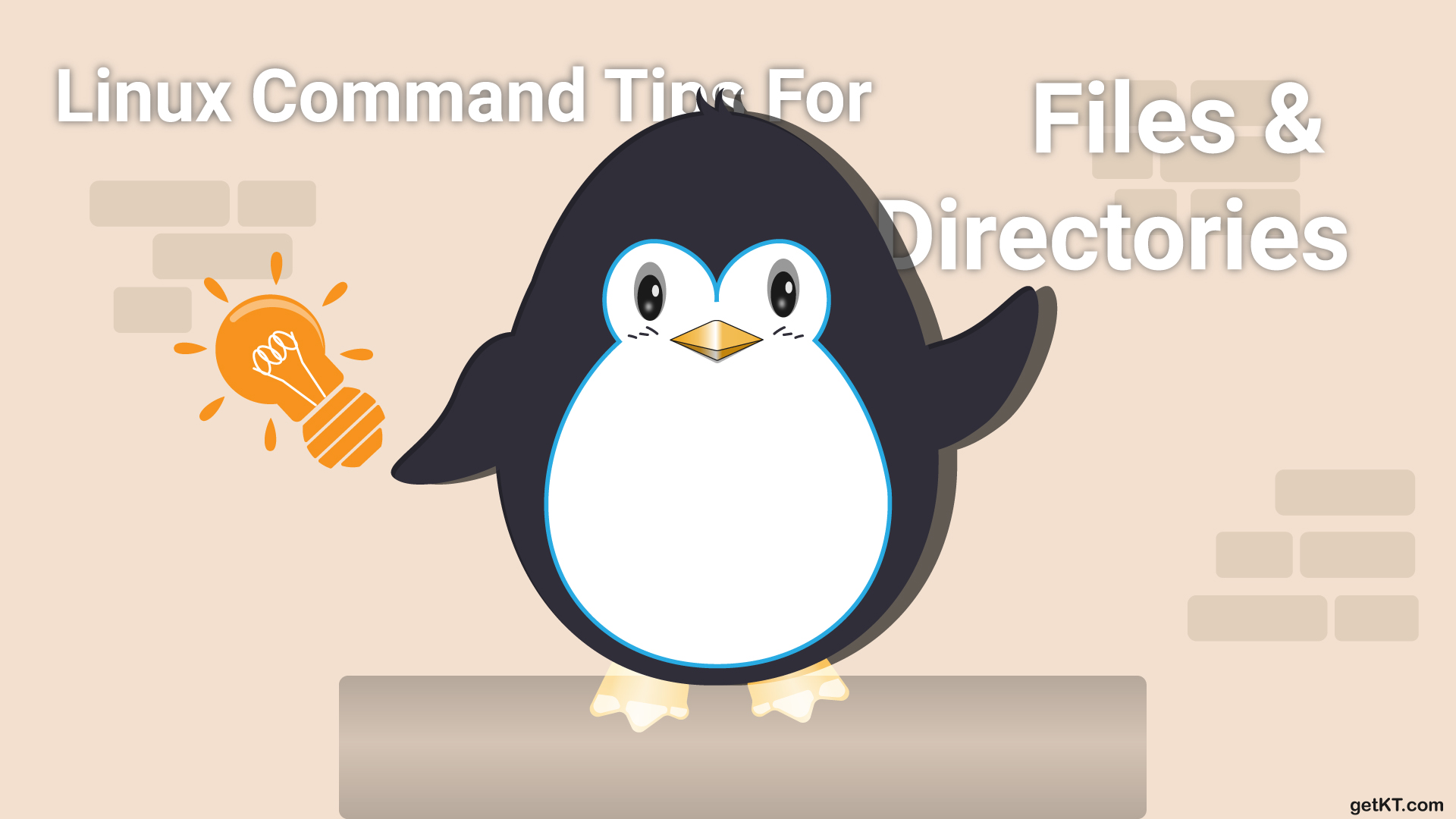 Linux Shell Command Tips For Files and Directories